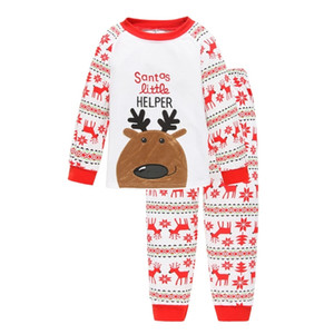 2020 Pijama Infantil Gecelik Roupas Koszula Girls Nocna Nightgown Boys Christmas Pajamas Pyjamas Kids girls Pajama Set Car Pjs LJ201216