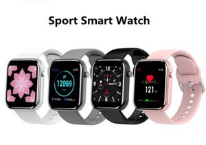 Smart Watch Fitness Tracker Bracelet 1.54 Inch Press Screen With Sleep Monitor Step Counter For Women Men PK S20