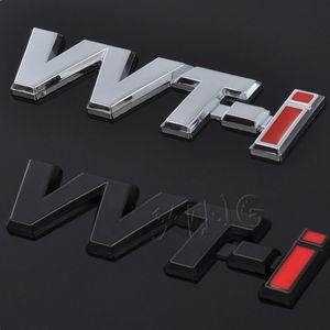 Autocollant autocollant Fender Emblem Auto côté badge d'aile décalcomanie pour Toyota VVT-I VVTI logo Camry Corolla Yaris RAV4 CHR AURIS ARIS AVENSIS REIZ