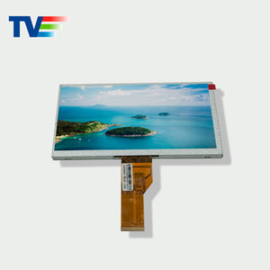 7 inch 1024x600 LVDS 350nits TFT LCD A Grade Screen Panel Display Module