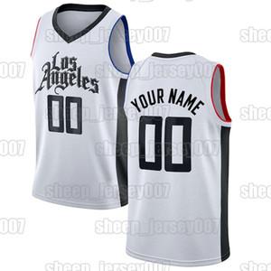 Özel laKesme makineleriFormalar Kawhi 2 Formalar Leonard Basketbol Paul 13 George Lou 23 Williams Serge 9 Ibaka Marcus 8 Morris Formalar