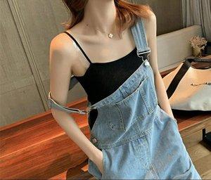 Woman Overalls Jeans Jumpsuit Autumn Fashion Blue Rompers Female Jeans Harajuku Wide Leg Women's Plus Size 2020 Loose