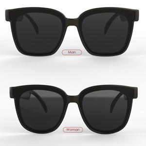 2021 Дизайнер Солнцезащитные очки Bluetooth Технология управления Технология Очки Женщина Человек Солнцезащитные очки Руки Бесплатные Голосовые Удаленные Смартные Аудио Очки