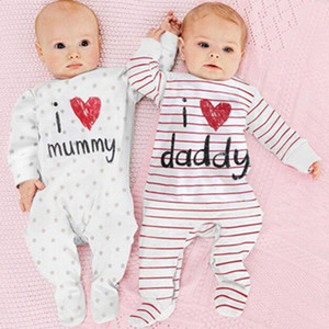 Hot New Students Infant Male and Female Babies Coverall Fart Romper Crawl