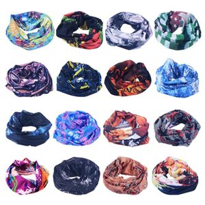 10 Pcs Outdoor Cycling Head Scarf Men Windproof Face Mask Sun Protection Headband Riding Neck Cover Yoga Hiking Riding Mot