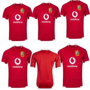 La migliore qualità! 2020 2021 British Irish Lions Rugby Jersey 20 21 British Lions Rugby Home Training Shirt