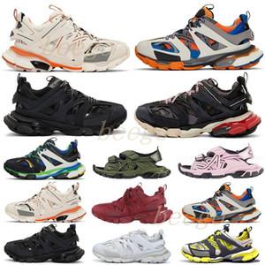 Track2 Release 3.0 4.0 Parça 2 Tasarımcı Koşucular Ayakkabı Adam Erkek Bayan Slayt Sandal Spor Rahat Ayakkabı Eğitmenler Sneakers 36-45 12 #