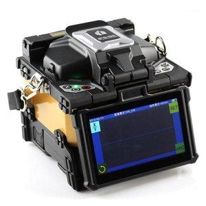 Волоконно-оптическое оборудование Оригинальная Корея Inno IFS-55 FTTH Fusion Splicer Сенсорный экран Сращивание машины Multi-Function1