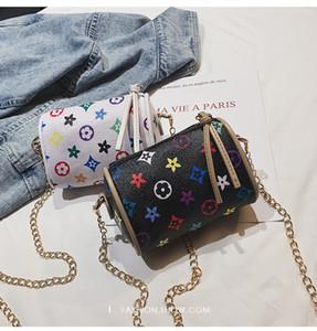 Хорошее качество 2020 роскошь дизайнеры сумки дети Louìs сумки платформа платформа Brossbody сумка девушка рюкзак для рождества Хэллоуин день рождения подарок кошелек