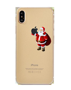 Suitable for Christmas iPhoneXsmax Silicone Phone Case Hot Selling Apple 12 PRO Max Case Wholesale lanyard