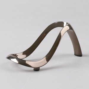 10 Pcs lot plastic Smoking Pipe Racks Special High Heel Shape 1 Pipe Stands Holder Cheap Price China Supplier fa0002