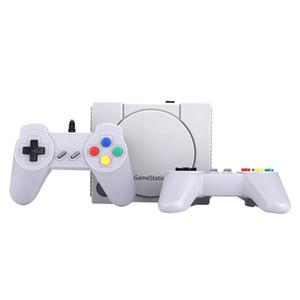 Game Portable Family Game Console RS-73 CLÁSICO ABRATADO CAN CAN TV SALIDA AV, PARA NES SEGA FC GAMES Consola
