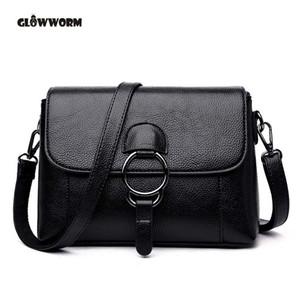 Mulheres Messenger Bags Peekaboo Bolsas de Alta Qualidade Genuine Leather Totes Moda Ombro Crossbody Sacola Pequena Q1118