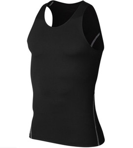Fratelli uomini in esecuzione sportiva fitness collare rotondo manica corta manica estate veloce t-shirt in esecuzione rapida Comfort T-shirt allentata