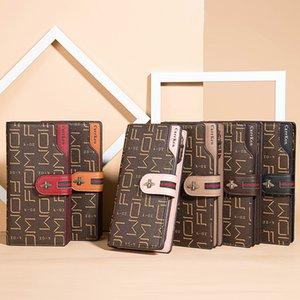 Hot Sale designer card holder wallet mens womens luxury card holder handbags leather black purses small wallets designer purse wholesale
