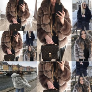 7dt Fashion Coat Winter Jacket down jacket Cotton canada Women woman Padded Jacket Female Basic Jackets Woman Winter Autumn Parkas For
