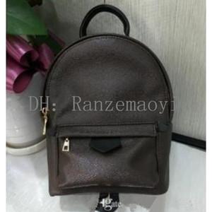 Hohe Qualität Mode PU-Leder Mini Größe Frauen Tasche Kinder Schultaschen Rucksack Springs Lady Bag Reisetasche
