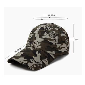 7 Styles Army Fan Snapbacks Sun Hat Tactical Camouflage Hat Outdoor Sports Camo Baseball Cap CYZ2944