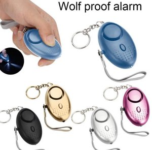 Self Defense Alarm 130dB Security Protect Alert Scream Loud Emergency Alarm Keychain Personal Safety For Women Child Elder Girl Self Protect