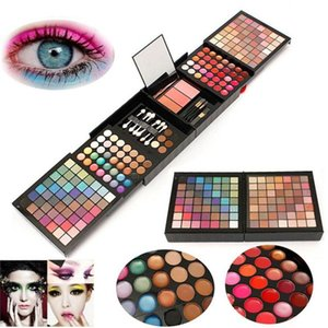 177colors set Beauty Glazed Waterproof Matte Shimmer Eyeshadow Make Up Palettes Highly Pigmented Professional Christmas Palett
