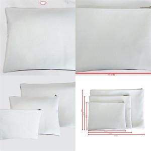 Nuovo arrivo Borsa in tela Originalità 3 Formato Source Materiale Materiale Trucco Cosmetico Borse Sublimation Blank Portafoglio Donne Girl 8 5yt M2