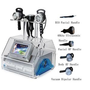 5 in 1 Ultrasonic Multifunction Slimming Machine Vacuum RF 40k Cavitation Bio Lift Machine Beauty Salon equipment