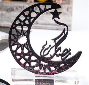 DIY Epoxy Resin Silicone Molds Moon Mirror Fawn Kitty Angel Unicorn Start Castle Mould Crystal Fashion Drop Glues Hot Sale 5 35ly M2