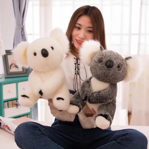 Australian Koala Bear Stuffed Soft Doll Kawaii Koala Plush Baby Toys Kids Lovely Gift For Friends Girls Baby Parent-child Toys