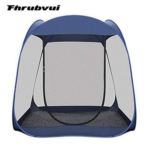 Ultralight Outdoor Mosquito Net Garden Tent Sun Shelter Summer 6-10 people Breathable Gauze tent Anti Mosquito tent Z1123