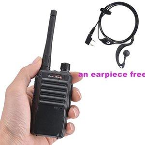 Walkie Talkie 5W Baofeng Xunlibao X1 Mini Two Way Radio Portatile Transceiver FRS Citofono
