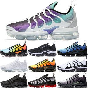 new arrivals 2020 PLUS TN SIZE US 13 moc FLY KNIT mens womens 2019 Run Utility shoes sports sneakers trainers EUR 47