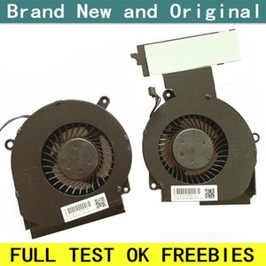 New laptop CPU GPU cooling fan Cooler Notebook PC for Gaming NB WASD 4 pro IV Omen 15-DC TPN-Q211 L30203-001 L30204-001 G3D