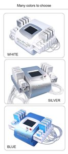 2021 Laser Machine For Weight Loss with 336 Diode Laser Body Slimming Beauty Machine With 8 Big 4 Small Pads