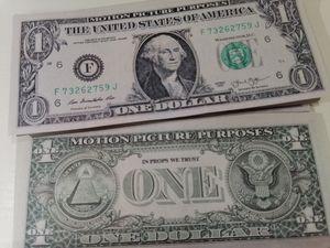 Yeni Ürün Simülasyonu 1 ABD Doları Faturaları, Oyuncaklar, Çocuk Oyunları, Faturalar, Paralar, Ödüller, Anaokulu Erken Eğitim