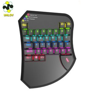 Factory original RK Game 16 Wireless Mechanical Gaming Keyboard Mouse Combo pour téléphone mobile