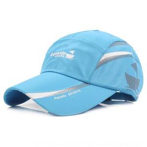 4LY1 Unisex Katı Şapkalar Cap Topu Düz Boş Visor Ayarlanabilir Beyzbol Katı Spor Visor Güneş Topu Şapka Acept Custom Made