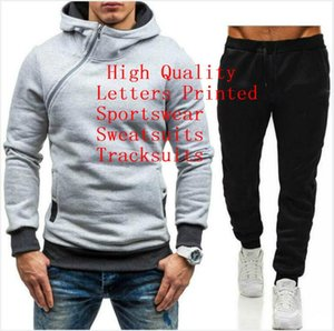 MENS sweatsuit Designer TracksuitS Men hoodies + pants Mens Clothing Sweatshirt Pullover Clothes Casual Tennis Sport Tracksuit Sweat Suits