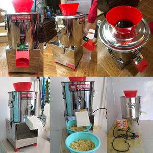 Máquina de corte vegetal comercial Máquina de enchimento de bolinho de bolinho de massa