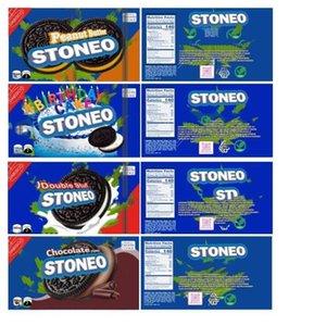 New Cookie Packaging Bags Packaging Printed Bags 4 types Cookie Food Packaging Bag mylar Edibles plastic runtz baggies medicated edibles