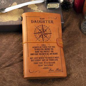 Genuine Leather Cross-fronteira Hot-seller Handbook Custom Notebook Costume Costume Caderno Caderno Personalização