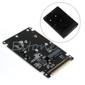 Компьютерные кабели разъемы OOTDTY NEW MSATA до 2,5 44PIN IDE HDD SSD MSATA в корпус адаптера PATA Converter