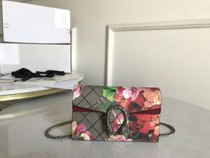 Classic Mini Mulheres Luxurys Designers Sacos 2020 Hot vendido Moda Genuine Couro Mulheres Saco De Ombro Sacs à Main Designer-001