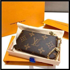 Mode de la plus haute qualité Luxurys New Soir Sac Sac Porte-monnaie Embrayage Classic Classic Portefeuille Mme Designers Portefeuille MS. Sac de ceinture avec boîte Dustbag