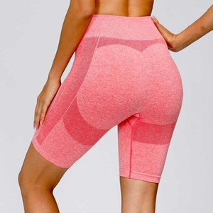 High Waist Gym Gym Leggings Bottino Allenamento Pantaloncini Donne Fitness Yoga Shorts Stretchy Scrunch Busport Running1
