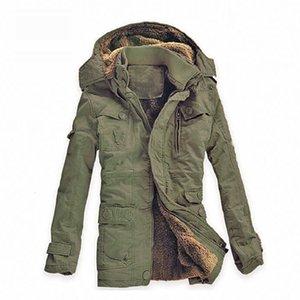 Men Winter Jacket Warm Coat Parka Men Warm Coat Parkas Thickening Casual Cotton-Padded Breathable Jacket Brand New Fashion 2019 T190926