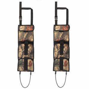 Tactical Gun чехол для автомобиля спереди сиденья заднего кармана Повесьте сумки стрелковой Sling Тактический чехол держатель стойки Hunting сумка для Ammo Q1116