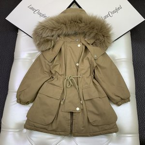 free shipping kids clothes boys girls coat kids winter warm jacket coat outerwear childern outercoatFS50
