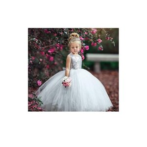 Toddler Baby Kid Girls Princess Dress Lace Tutu Party Wedding Dresses For Girls Todd sqcNMc