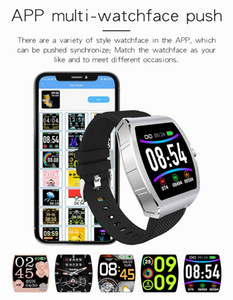C1 Smart Watch Waterproof Bluetooth Blood Pressure Fitness Tracker Heart Rate Monitor Smartwatch For IOS Android