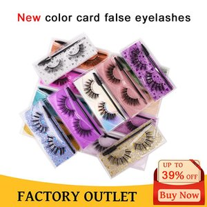 3d wholesale lashes faux cils lashes 15 30 60 150 pcs eyelashes in bulk natural false eyelashes mink boxe packaging bulk